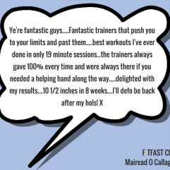 Ye're fantastic guys.....Fantastic trainers